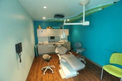 Photo of private treatment room