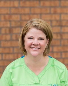 Portrait of Dr. Ashley Patnoe, DDS